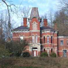 Newkirk Mansion, Connersville