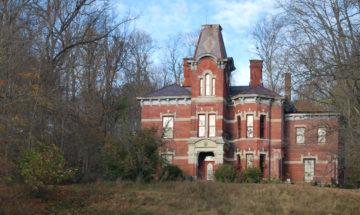 Newkirk mansion Connersville