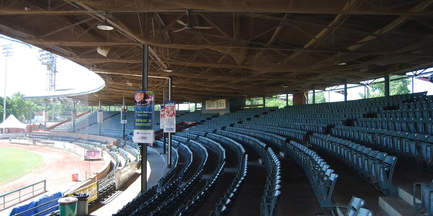 Bosse Field, Evansville