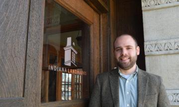 Brad Miller, Indiana Landmarks