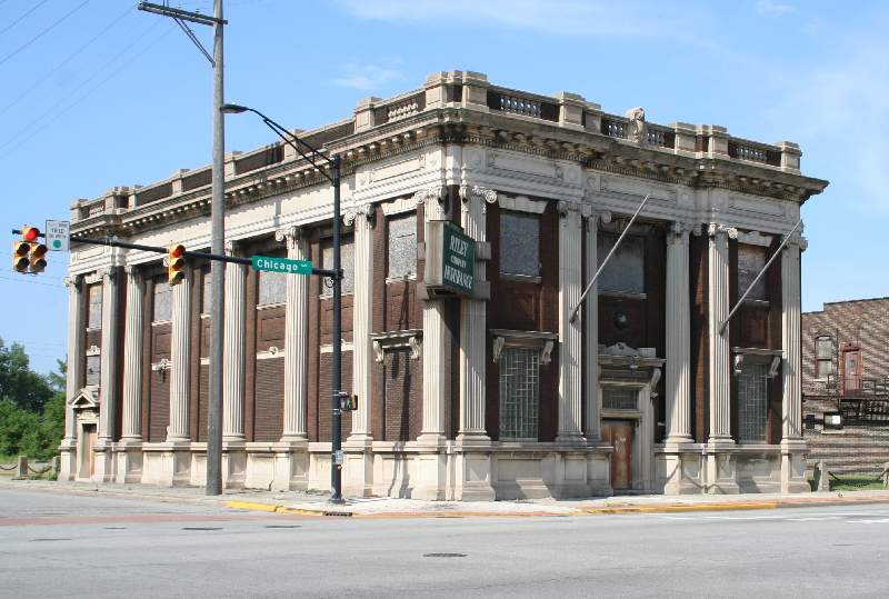 Riley Bank, East Chicago