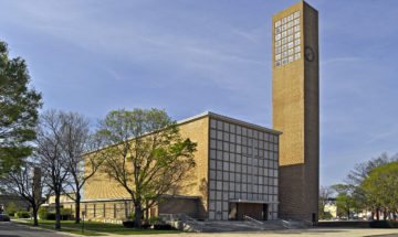 First Christian Church, Columbus