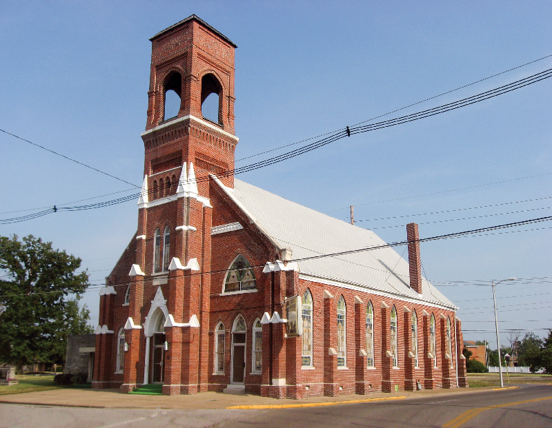 Liberty Missionary Baptist Church, Evansville