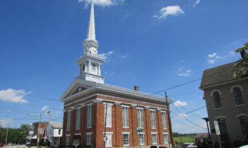 Second Baptist, New Albany