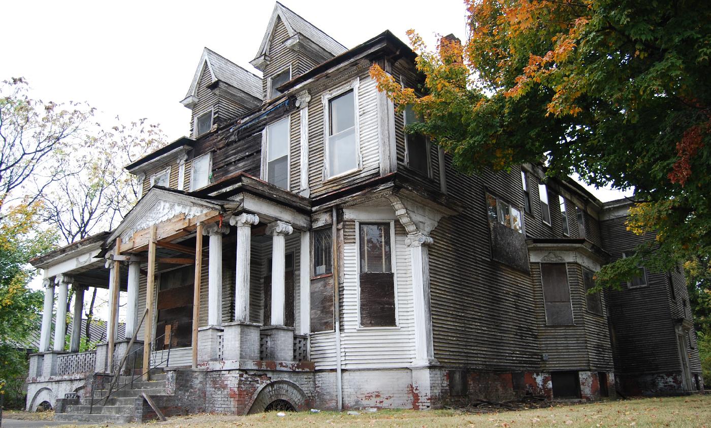 Cook Mansion Evansville