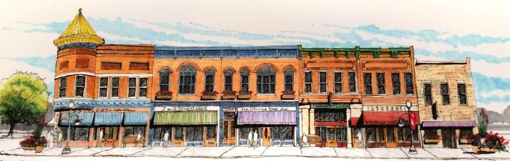 Orleans downtown rendering