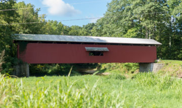 Otter Creek Bridge, Ripley County