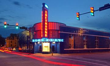 Evansville Greyhound Station