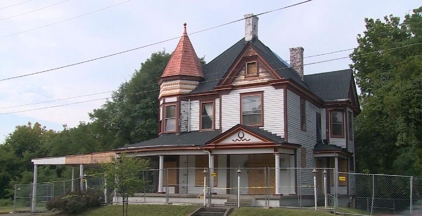 Hartman House, New Albany