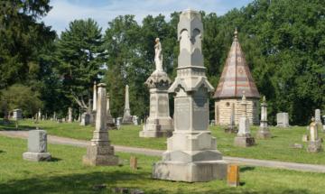 River View Cemetery, Aurora
