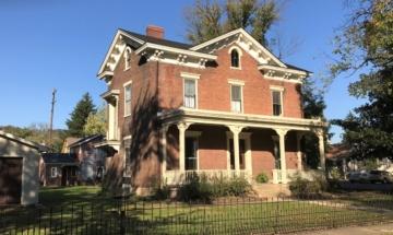 McKim House - SRO Holiday Open House Madison