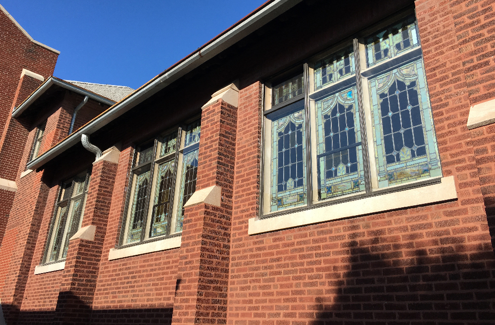 Hobart First UME windows