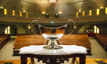 Cook Cup for Outstanding Restoration awarded annually by Indiana Landmarks