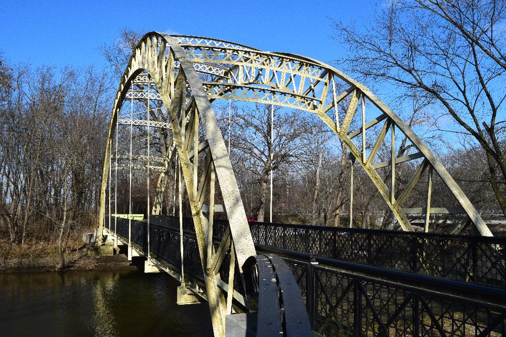 Dunn's Bridge, Porter County