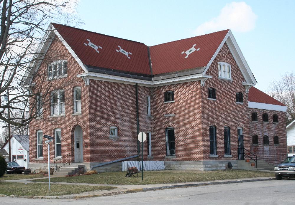 Martinsville Sheriff's Residence