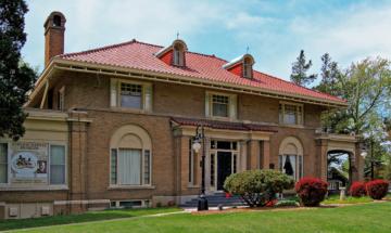 Elwood Haynes Museum - Kokomo