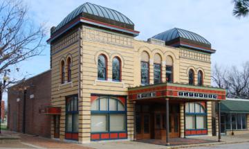 Alhambra Theatre, Evansville