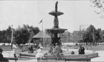 Studebaker Fountain, South Bend