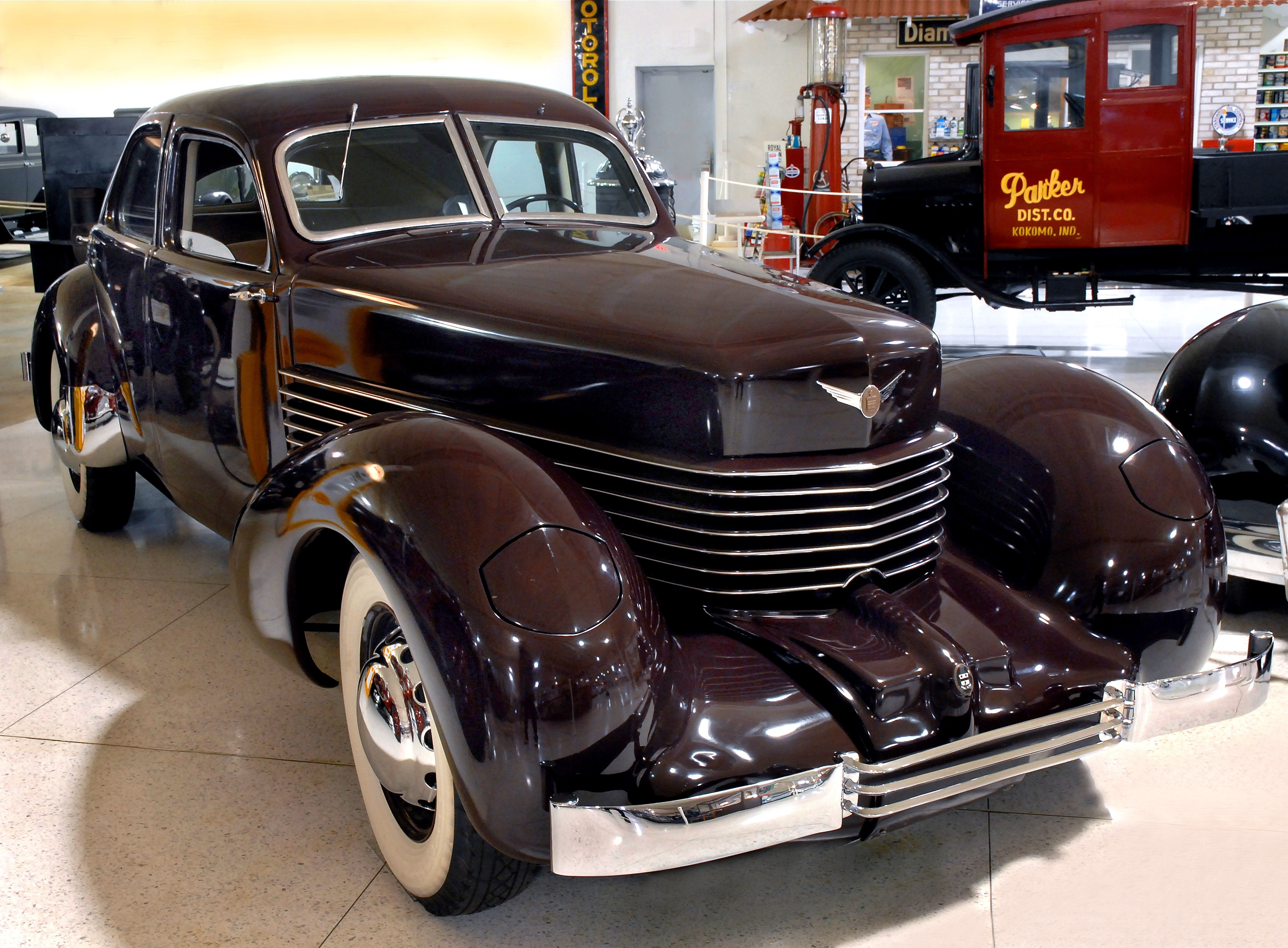 Museum Highlight: Gem on the Indiana Prairie - Indiana Landmarks