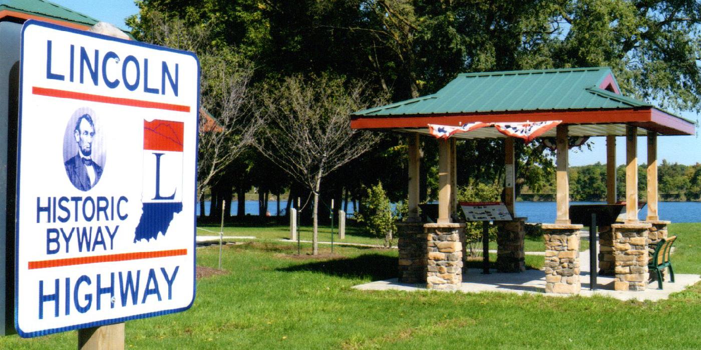 Fidler Park Gazebo, Goshen