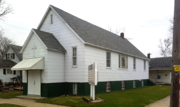 Wayman Church, Peru, Indiana