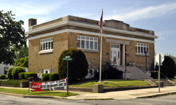 Converse Carnegie Library