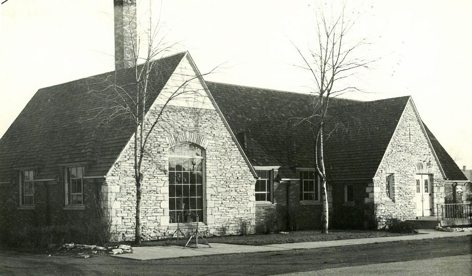 Hessville library, Hammond