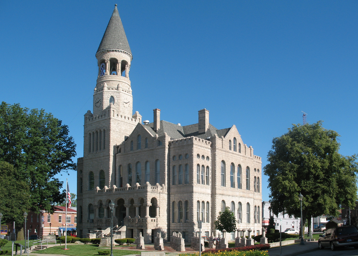 Washington County Courthouse, Salem