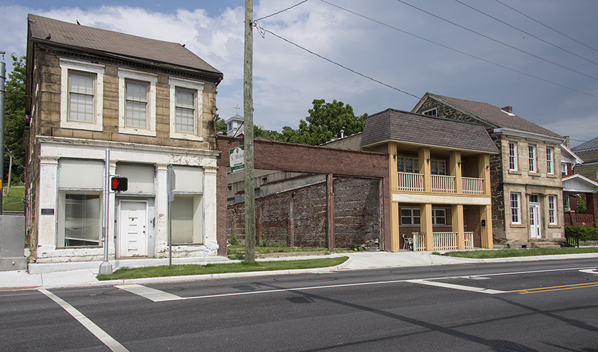 Focus Lee County >> Cannelton Historic District - Indiana Landmarks
