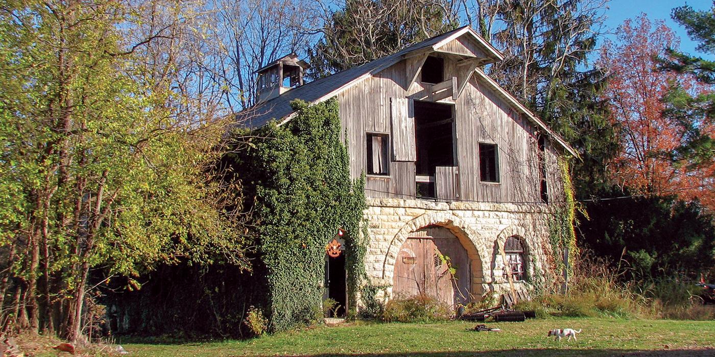 Cravenhurst Barn, Madison (hero)