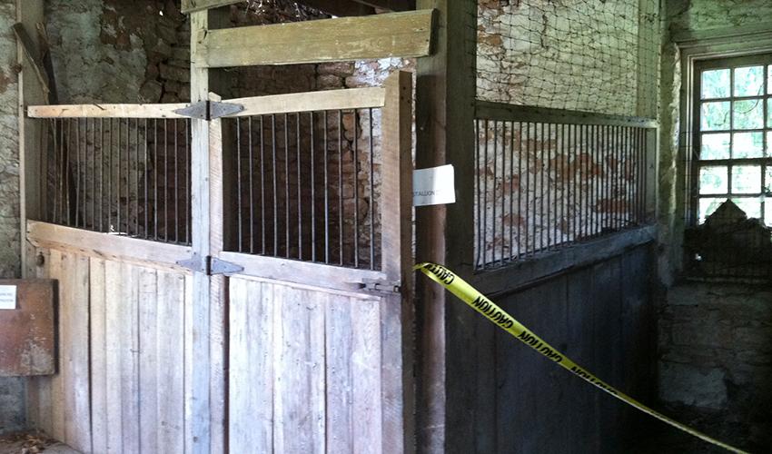 Cravenhurst Barn, Madison interior 2