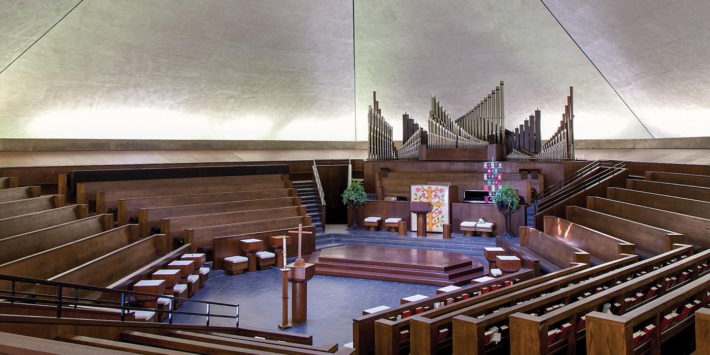 North Christian Church by Hadley Fruits