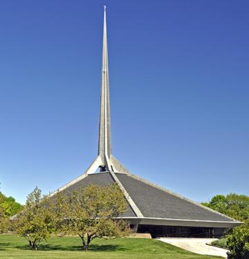North Christian Church, Columbus