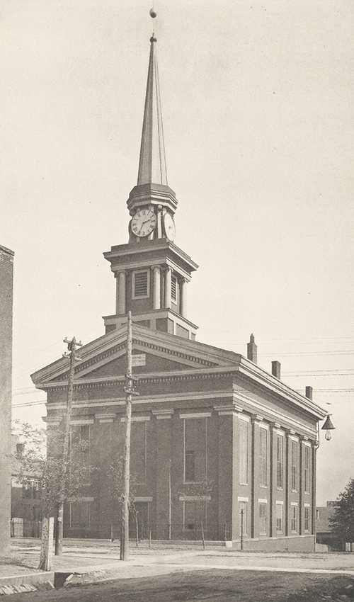 New Albany Church Wins Cook Cup - Indiana Landmarks