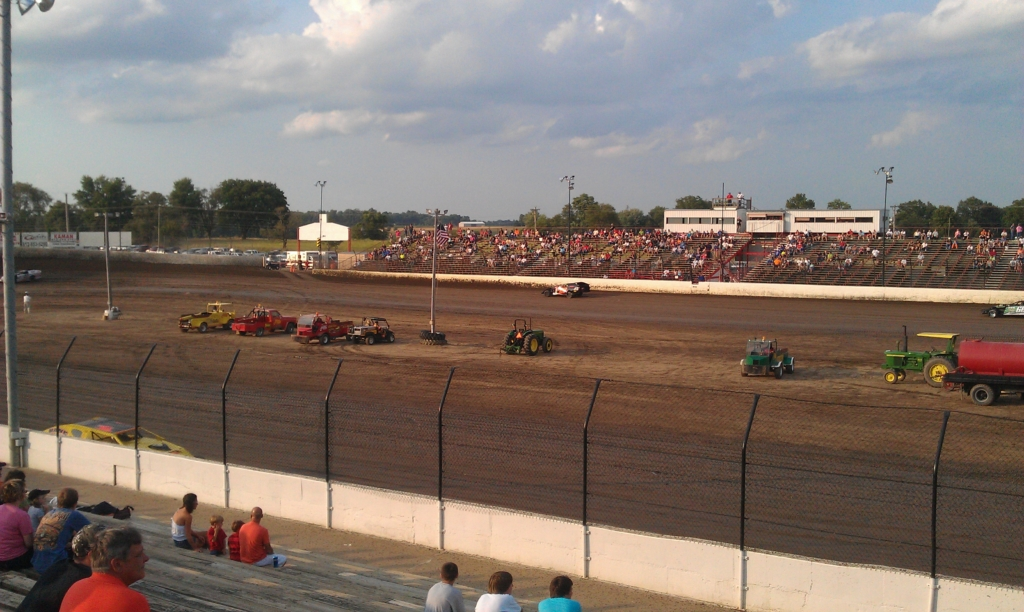 Tri-State Speedway by Josh Means