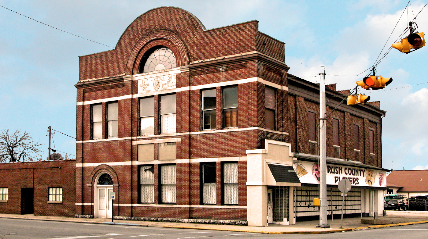 Rushville Knights of Pythias Building