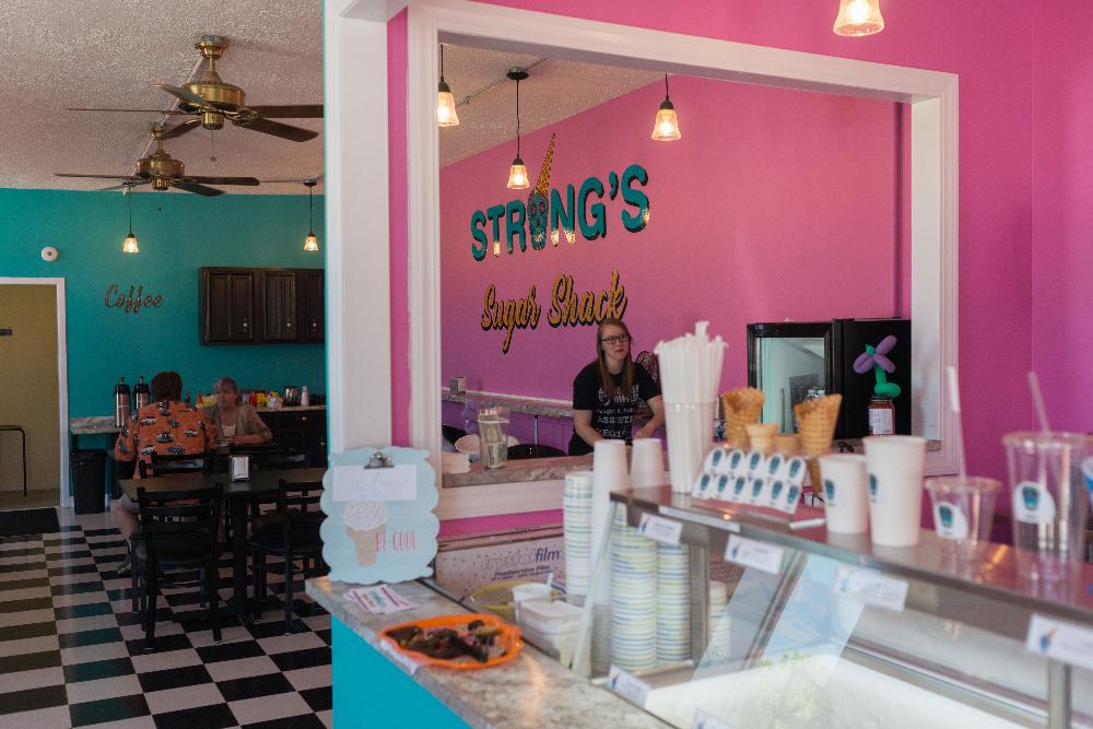 Strong's Sugar Shack, Lawrenceburg