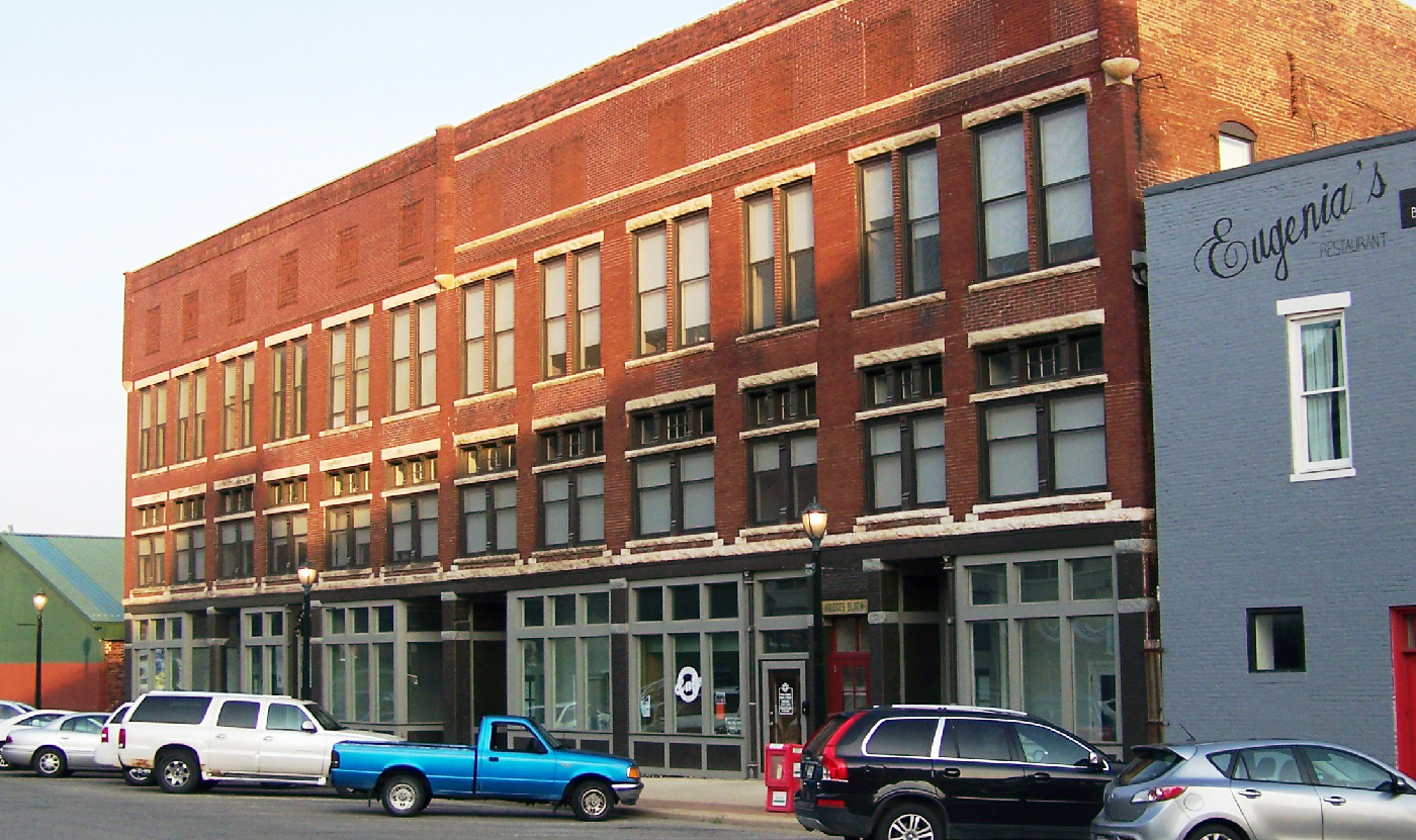 Rock City Lofts, Wabash
