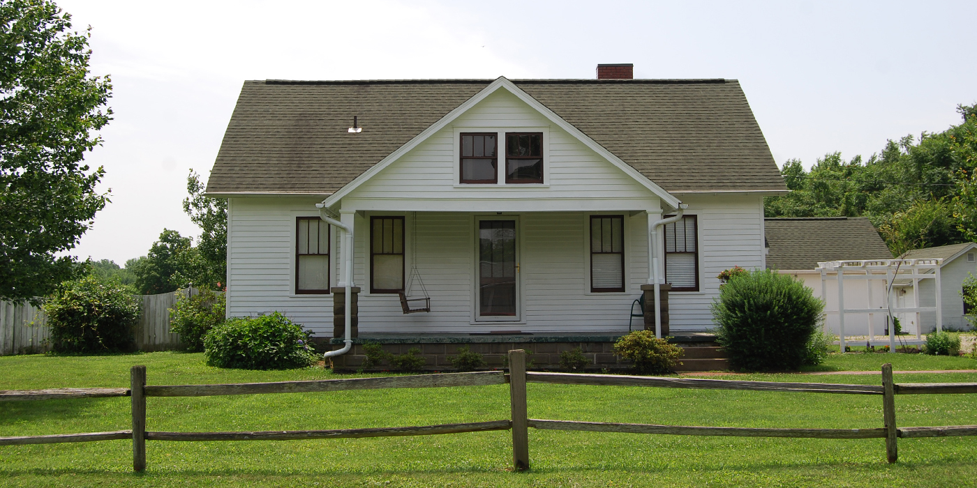 Glenn A. Black House