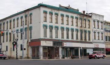 Faulk Murphy Building Peru Indiana