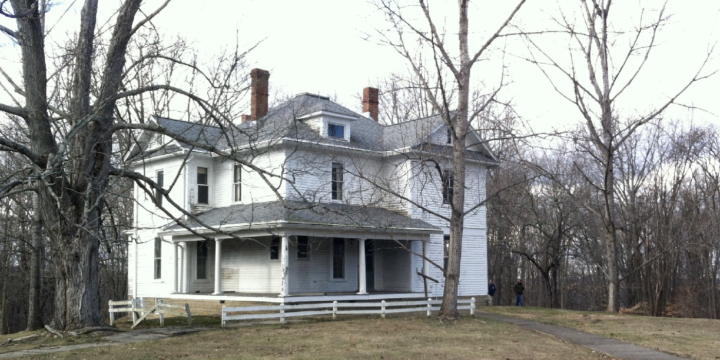 Marcus Dickey House, Brown County