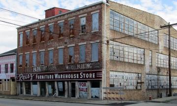 Reisz Building, New Albany