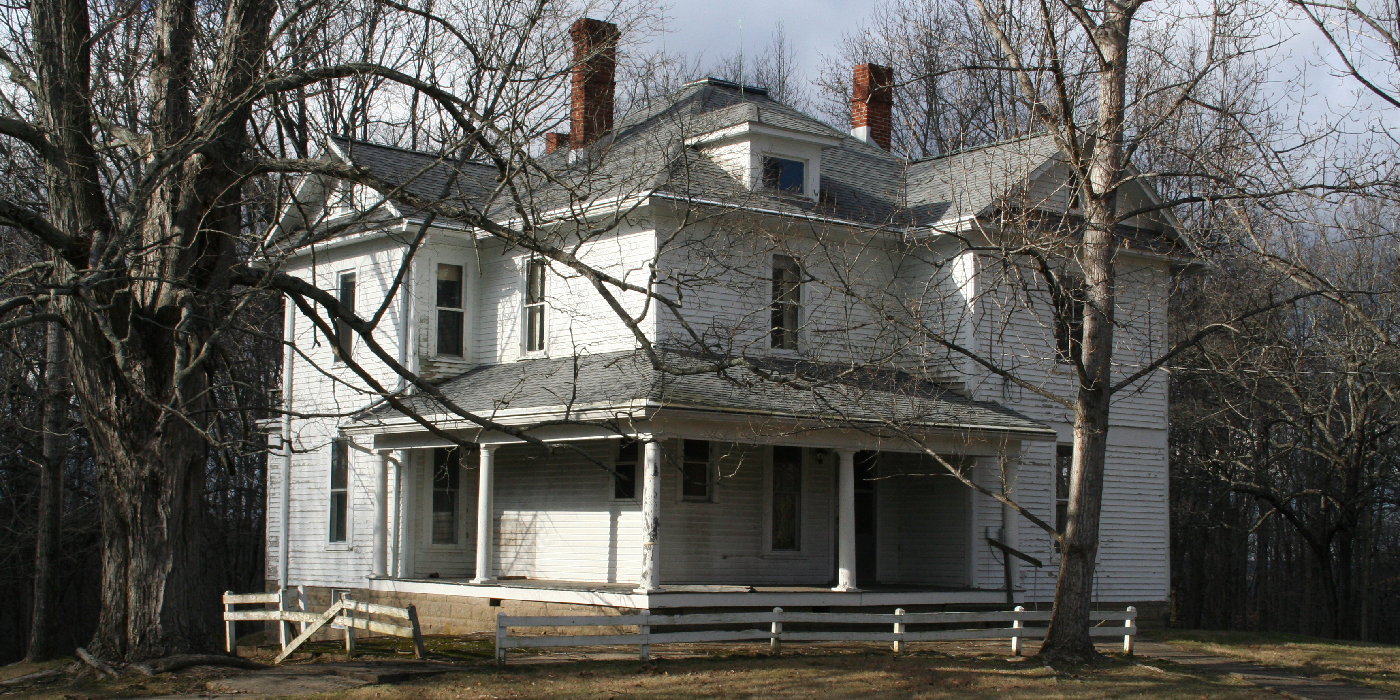 Dickey House Brown County