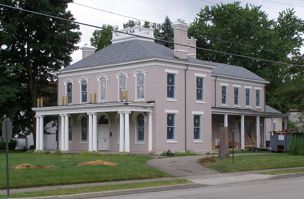 Cook House, Greendale