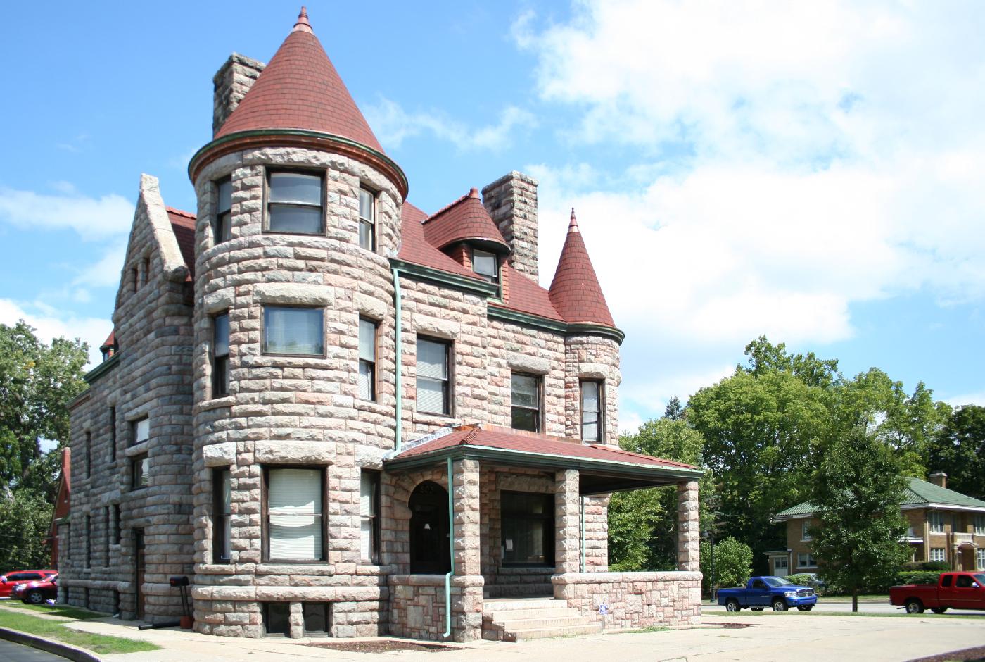 Kizer House, South Bend