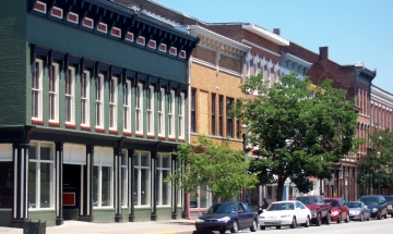 Madison downtown