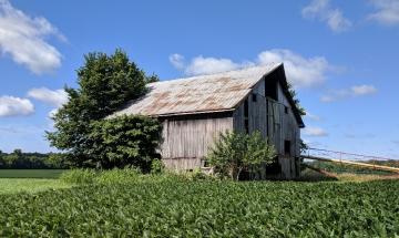 Putnam County vacant barn
