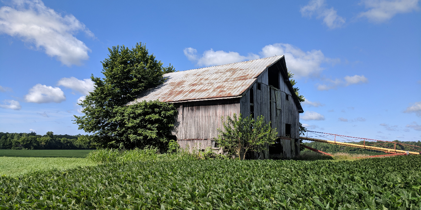 Solutions For Saving Old Barns