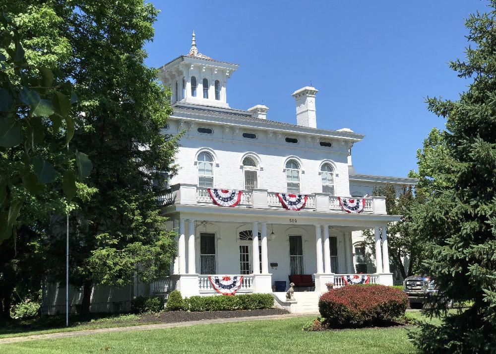 Probasco House, Greendale