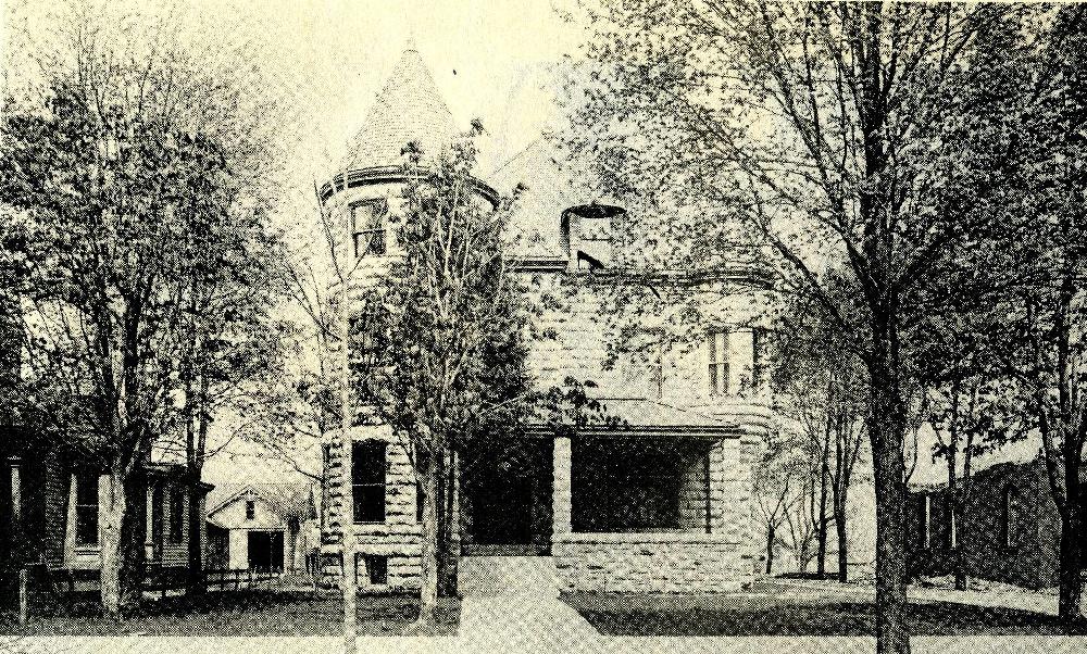 Kizer House historic